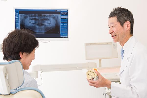 東戸塚の入れ歯治療