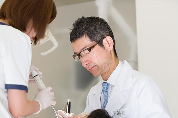 マタニティ歯科治療