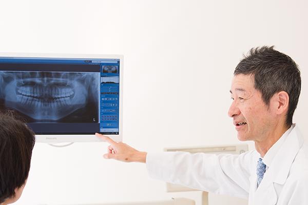 東戸塚の歯周病治療