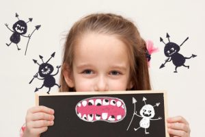 子供の虫歯